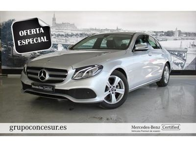 used Mercedes E220 9G-Tronic 194