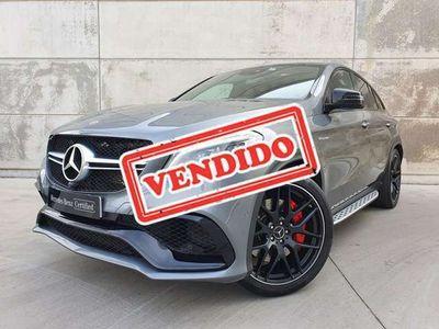 usado Mercedes GLE63 AMG AMG GLE63Coupé AMG S 4Matic Aut.