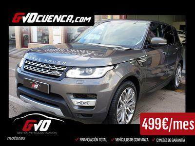 usado Land Rover Range Rover Sport 3.0SDV6 HSE 306 Aut.