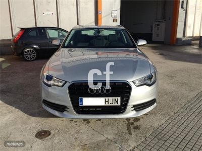 usado Audi A6 TDI AUTOMATICO, XENON, IVA DEDUCIBLE, GARANTIA...