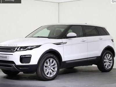 brugt Land Rover Range Rover evoque 2.0SD4 SE 4WD Aut. 240