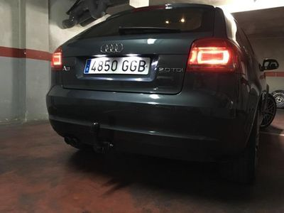 usado Audi A3 2.0TDI Limited Edition