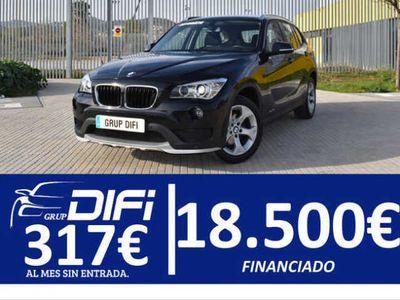 usado BMW X1 2.0 143CV S-DRIVE 18 AUTO 8 VELOCIDADES