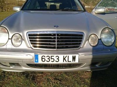 usado Mercedes E270 Familiar CDI Avantgarde
