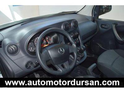 usado Mercedes Citan 108 CitanCDI Furgón Largo *Isotermo *Bluetooth
