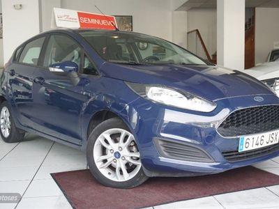 usado Ford Fiesta 1.5 TDCi 55kW 75CV Trend 5p