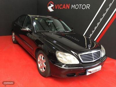 usado Mercedes S320 Clase SL
