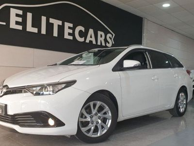 usado Toyota Auris 1.4 90D Active Touring Sports