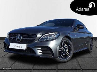 usado Mercedes C220 Clase C Couped