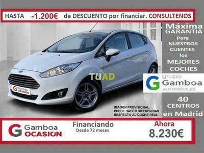usado Ford Fiesta 1.0 Ecoboost Trend 5P
