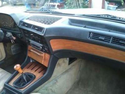 usado BMW 728 Serie 7 E23 Aut.