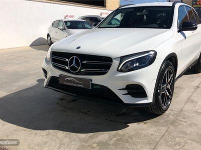 używany Mercedes GLC220 Clase GLCd 4MATIC