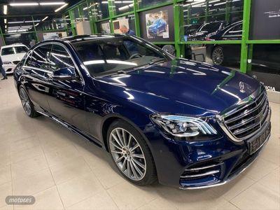 usado Mercedes S560 Clase Se L