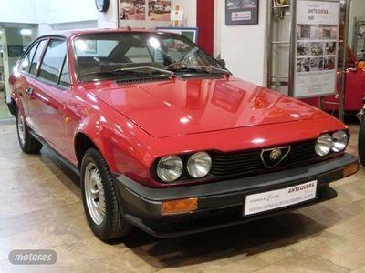 usado Alfa Romeo Alfetta GT/GTV 1981 en venta