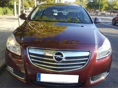 gebraucht Opel Insignia Sports Tourer 2.0CDTI SS 130 Excellence