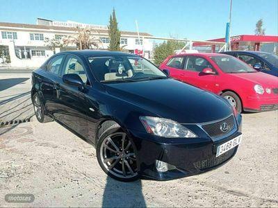 usado Lexus IS220d Luxury