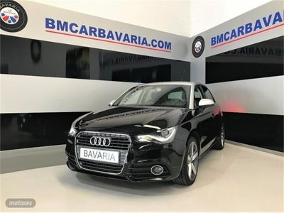 used Audi A1 Sportback 1.4 TFSI 122 Stronic Attract.