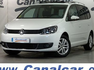 usado VW Touran 1.6TDI CR BMT Edition 85kW