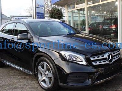 usado Mercedes 220 CDI DCT EU6 AMGLine Navi LED PARKTRONIC