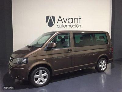 usado VW Multivan T52.0TDI Comfortline 140