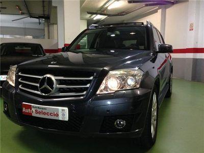 usado Mercedes GLK350 CDI 4M