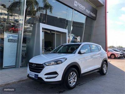 used Hyundai Tucson 1.6 GDi BlueDrive Essence 4x2