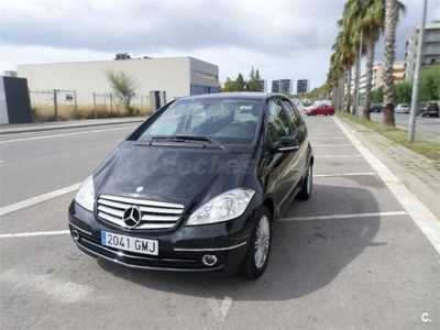 usado Mercedes A180 Clase ACdi Elegance 5p. -09