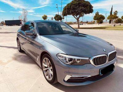 usado BMW 520 Gran Turismo Serie 5 F07 Gran Turismo Diesel Luxu