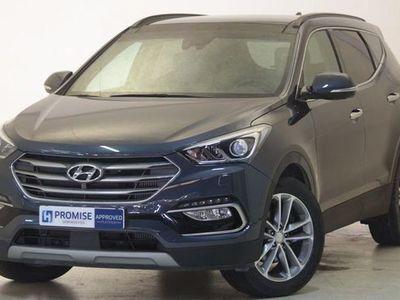 usado Hyundai Santa Fe 2.2CRDi 4x4 Style Safe 7s Aut.