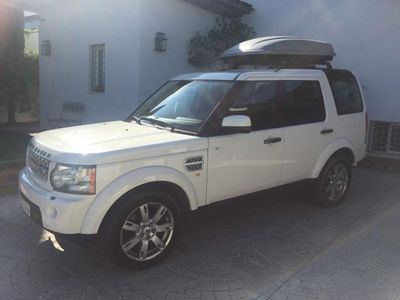 gebraucht Land Rover Discovery 3.0TDV6 SE Aut.