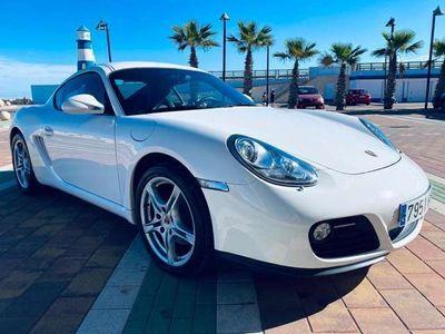 usado Porsche Cayman S 3.4i 330 Black Edition PDK