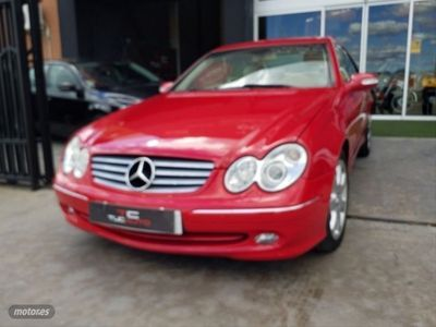 usado Mercedes CLK500 Clase CLKELEGANCE AUTO