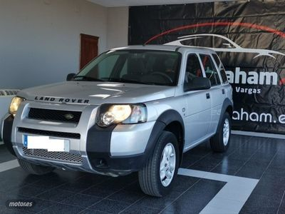 usado Land Rover Freelander 2.0Td4 SE