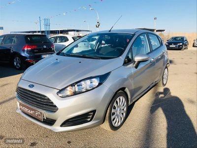 usado Ford Fiesta 1.0 EcoBoost Trend-ComoNuevo!!KmCertificados-Impec
