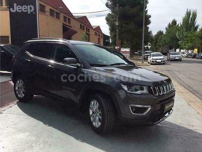 usado Jeep Compass 1.3 Gse T4 Limited 4x2 Dct 150 150 cv en Albacete