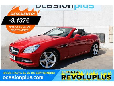 usado Mercedes SLK250 CDI BE 7G Plus 150kW (204CV)