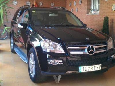 usado Mercedes GL320 Clase GLCDI -07