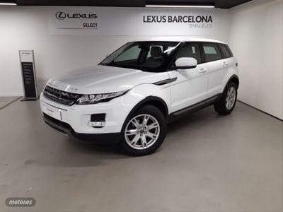 usado Land Rover Range Rover evoque 2.2L SD4 190CV 4x4 Pure