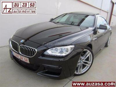 usado BMW 640 Serie 6 d Gran Coupe 4p. -16