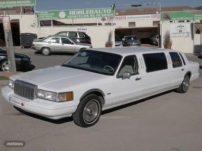usado Ford Lincoln Town Car Limusina