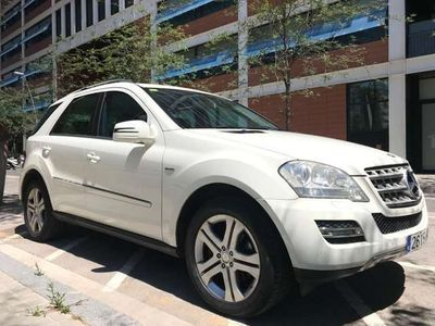 usado Mercedes ML300 CDI 4Matic 7G-TRONIC DPF BlueEFFICIENCY