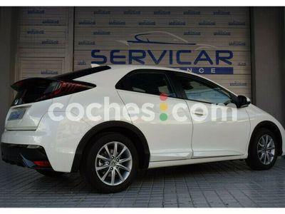usado Honda Civic 1.4 I-vtec Elegance Navi 100 cv en Palmas, Las