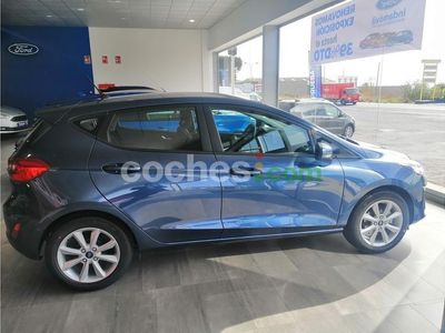 usado Ford Fiesta 1.1 Pfi Glp Trend