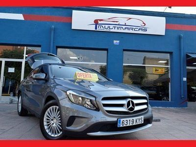 used Mercedes GLA200 d Style