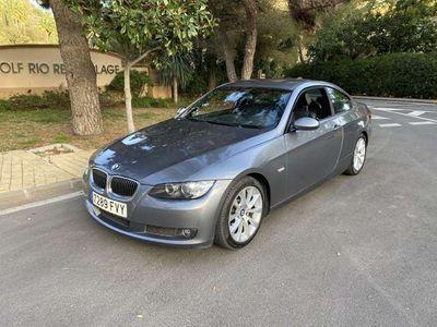 usado BMW 335 Serie 3 i Coupé Aut.