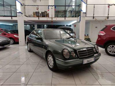 usado Mercedes E290 Clase E