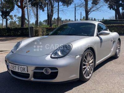 usado Porsche Cayman 2p