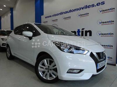 usado Nissan Micra Acenta 5p