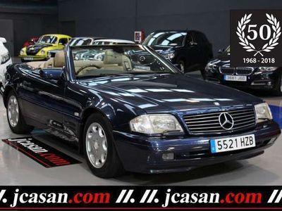 usado Mercedes SL320 Clase