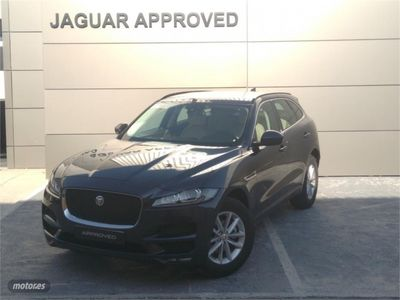 usado Jaguar F-Pace 2.0i4D Prestige Aut. AWD 180